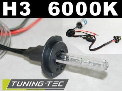 HID ZR. H3 6000K
