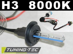 HID ZR. H3 8000K