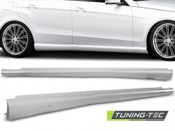 SIDE SKIRTS SPORT fits MERCEDES W212 09-13