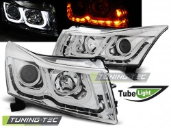 CHEVROLET CRUZE 09-12 TUBE LIGHT CHROME