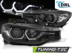 BMW F30/F31 10.11 - 05.15 ANGEL EYES LED BLACK DRL