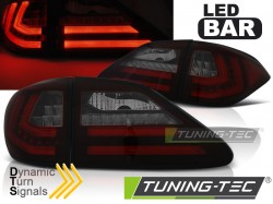LEXUS RX III 350 09-12 RED SMOKE LED SQL