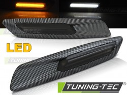 BMW E60/ E90/ E92/ E82 LED F10 STYLE SMOKE CARBON