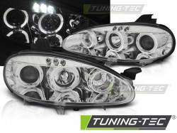 MAZDA MX5 01-05 ANGEL EYES CHROME