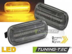 SIDE DIRECTION WHITE LED SEQ fits AUDI A4 B6/ B7/ TT 8J/ A3 8P/ A6 C5/ A8