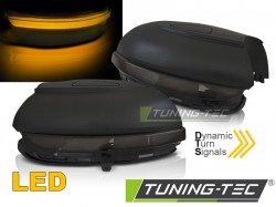 SIDE DIRECTION IN THE MIRROR SMOKE LED SEQ fits VW GOLF 6 / TOURAN